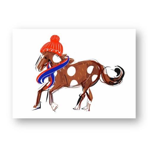 סוס #1