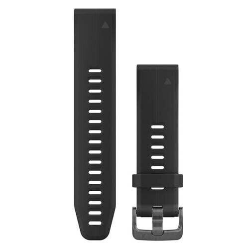 רצועה שחורה מקורית לשעון Garmin Fenix 5s / 6s
