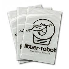 חבילת 50 שקיות מתכלות מקורית LITTER-ROBOT