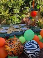 ערכת  מסיבת ספארי (ג'ונגל)
