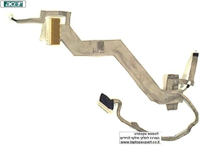 כבל מסך למחשב נייד אייסר Acer Aspire 6920 6920G 6935 6935G 6935Z Series 6017B0158801 LCD Screen Cable