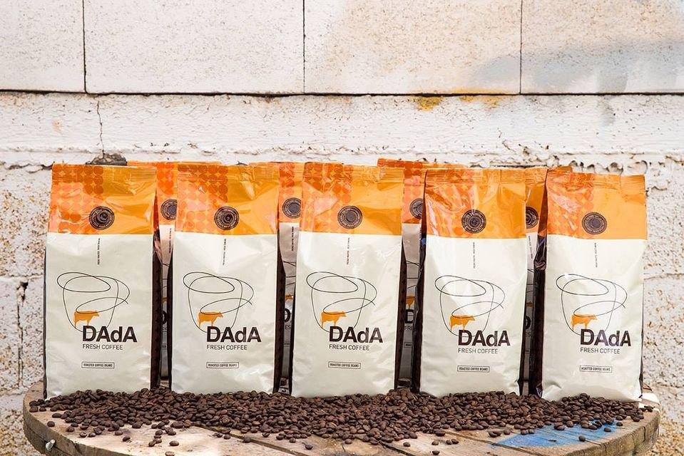 "פולי קפה דאדא דיאיקס 1 ק""ג Dada DX"