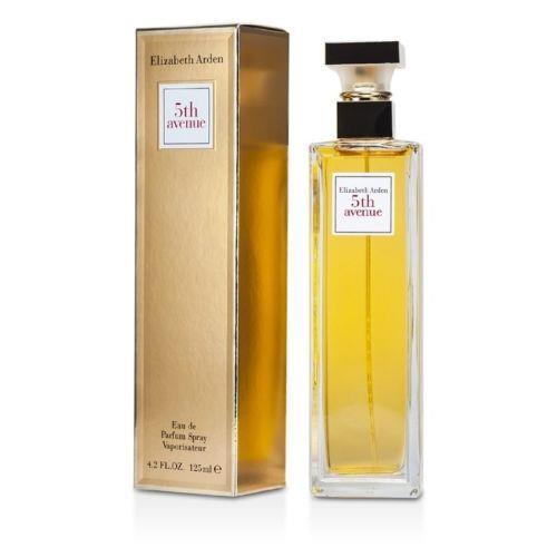 "ספריי 125 מ""ל, אליזבת ארדן, Parfum Eau De Parfum  Fifth Avenue"