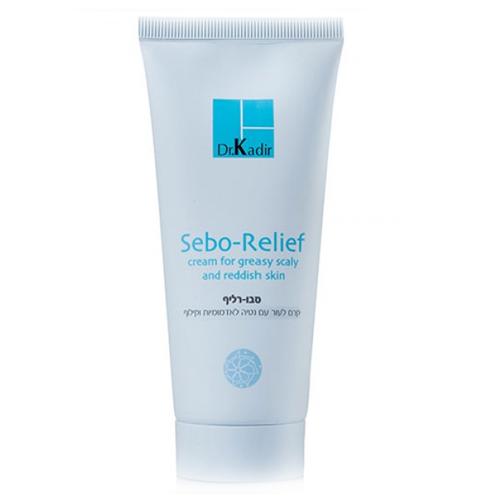 """ד""""ר כדיר סבו-רליף קרם לעור בעייתי אדמומי - Dr. Kadir Sebo-Relief Cream"""
