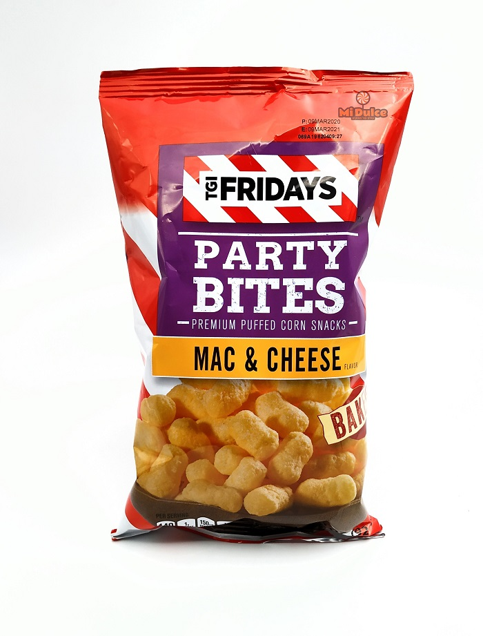 Fridays Mac & Cheese Snack