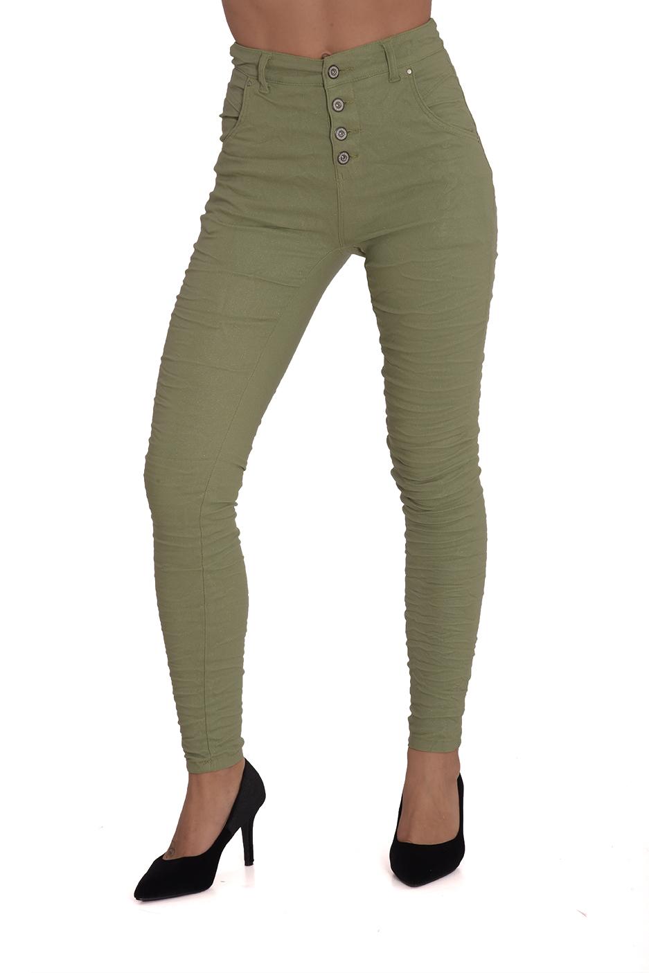 מכנס אמילי ירוק