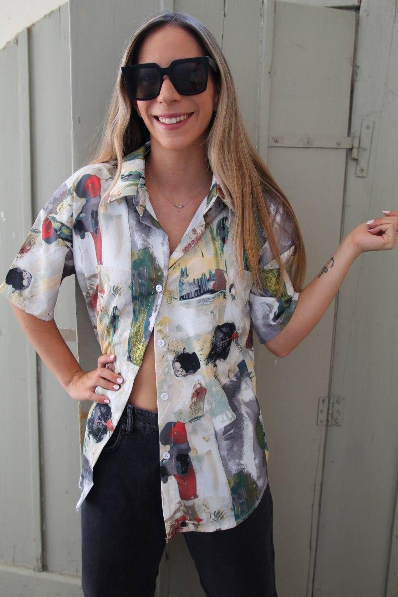 חולצת ולרי ארט