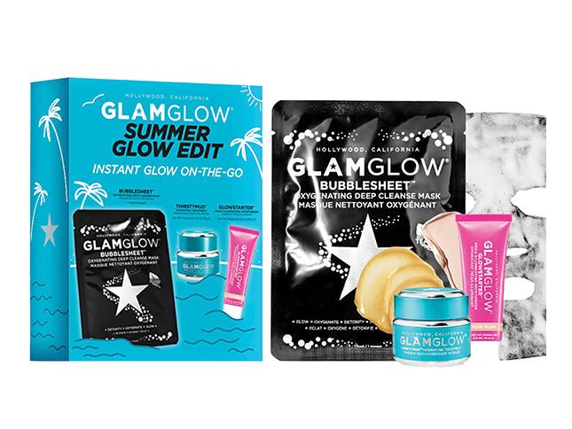 גלאם גלואו - סט המעניק זוהר - Summer Glow Set