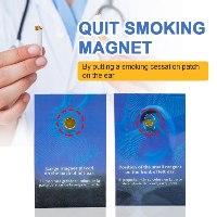 עגיל מגנט לגמילה מעישון - NOsmokeON