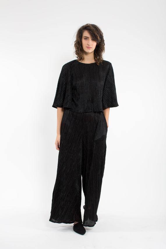 מכנס מרי שחור