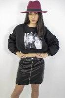 חולצת בטן פוטר Amy-מגוון צבעים