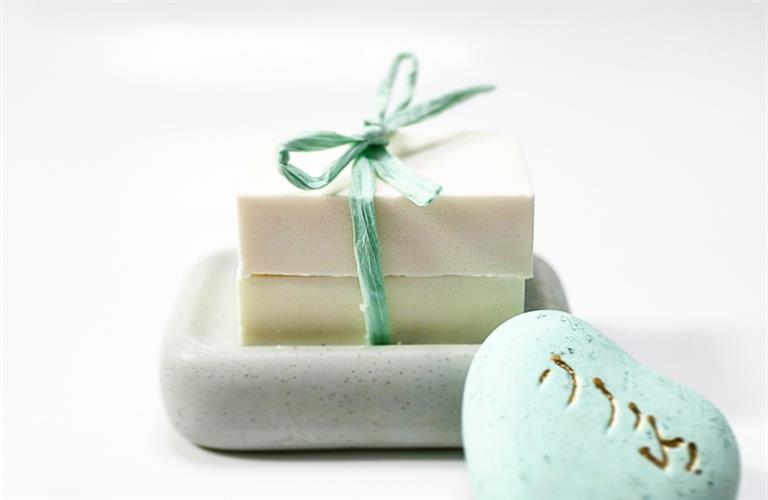 סבון רחצה מלבני