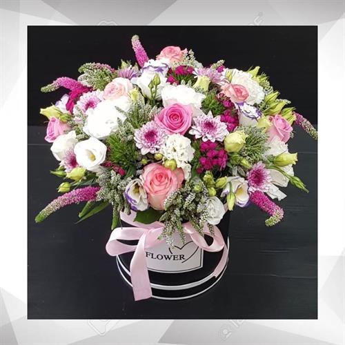 קופסא מלכת הפרחים מקט138