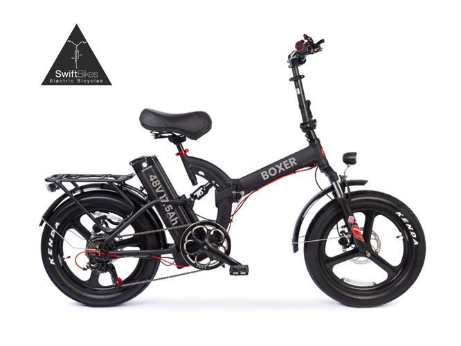 אופניים חשמליים BOXER MODEL 3