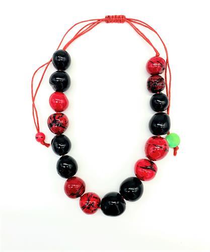 בומבונה שחור אדום