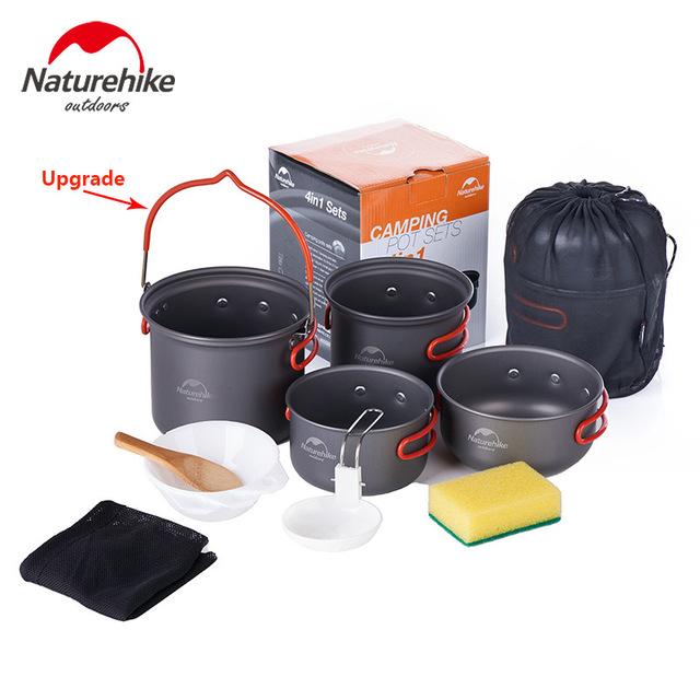 סט בישול NATURE HIKE 2