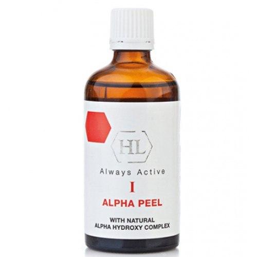 אלפא פילינג - Holy Land Alpha Peel