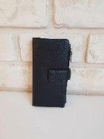 ארנק דמוי עור שחור 4071