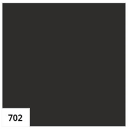 """אמסטרדם אקר' 120 מ""""ל - 702 LAMP BLACK"""