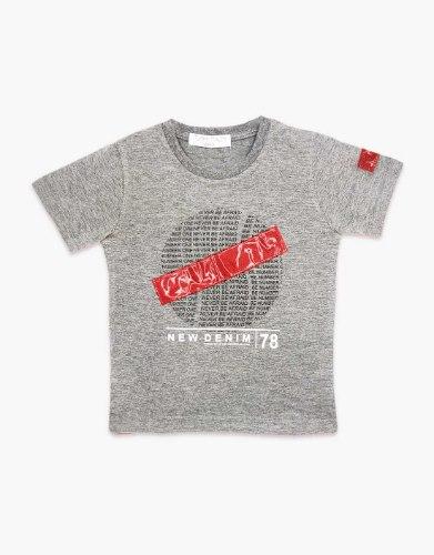 חולצה תינוקות טריקו מעוצבת