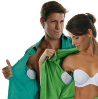 פדים למניעת כתמי זיעה על חולצות