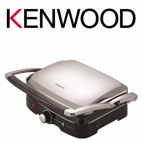 טוסטר גריל מקצועי פלטות נשלפות KENWOOD דגם: HG-369