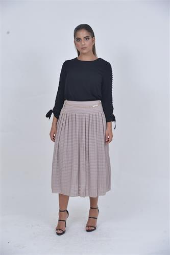 חצאית מקסי שיק