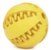 צהוב - כדור משחק לניקוי שיניים
