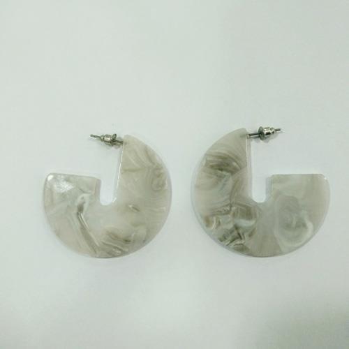 עגילי marble