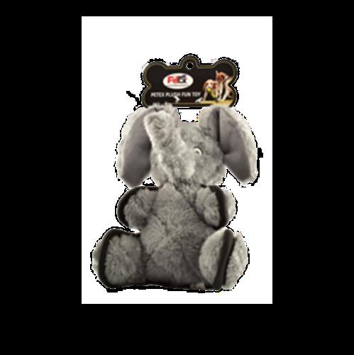 צעצוע בובה לכלב בצורת פיל פטקס