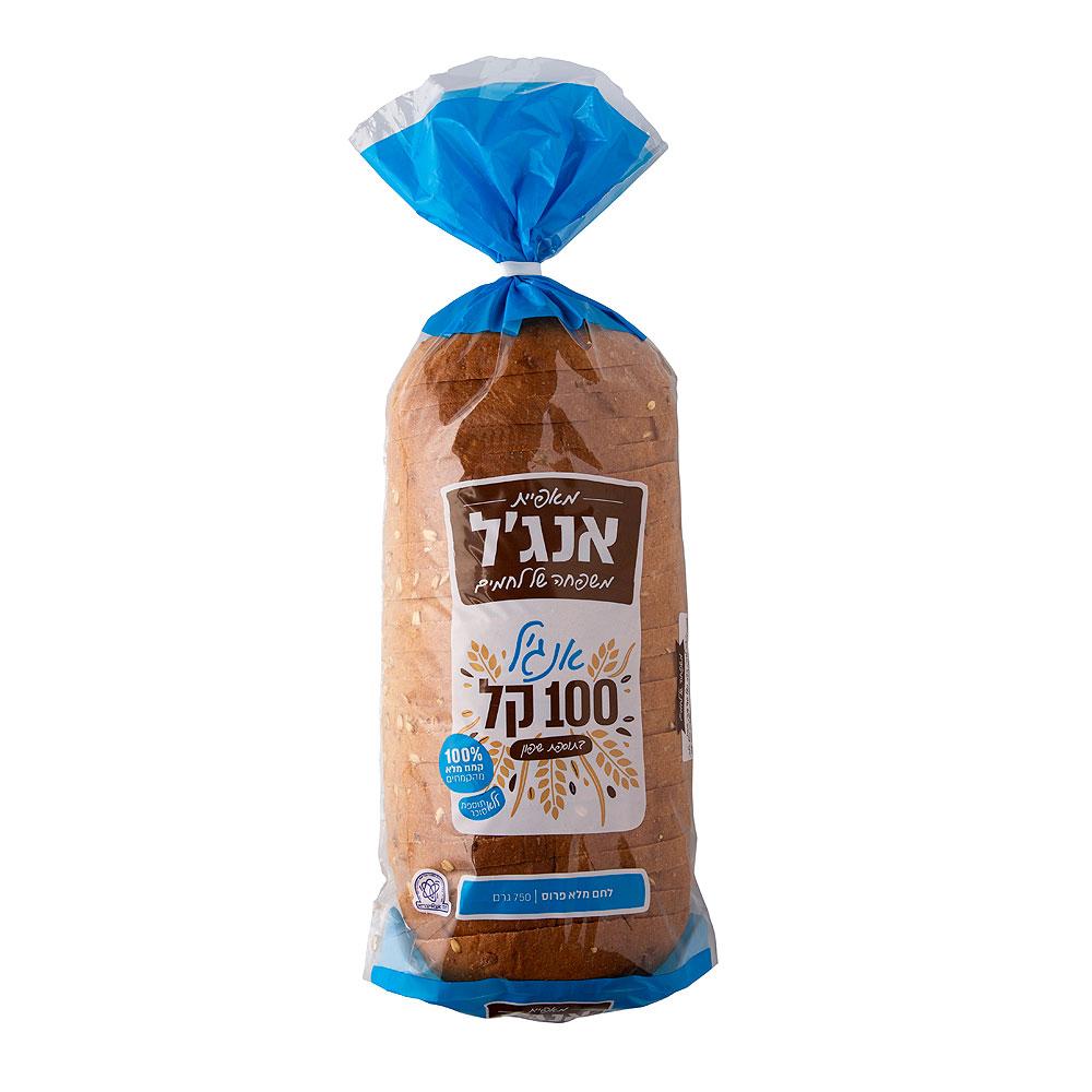 לחם חיטה מלאה קל