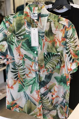 חולצת אסקובר טרופי