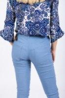 מכנס ביילי צבע גינס