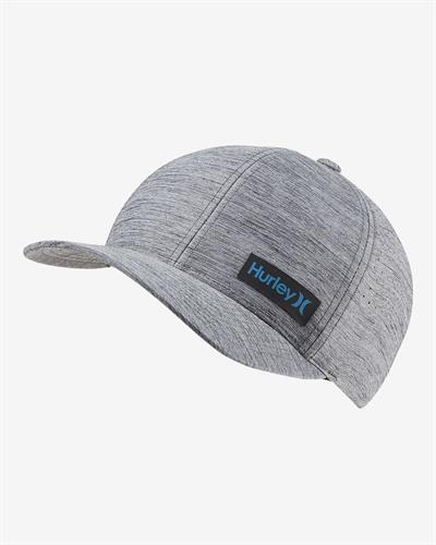 Hurley Dri-Fit Marwick Elite Hat - Dark Smoke Grey
