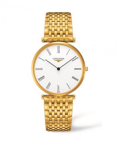 שעון יד אנלוגי גברים נשים LONGINES L47662118