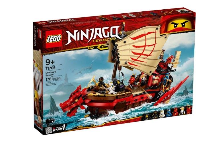 Lego Ninjago 71705
