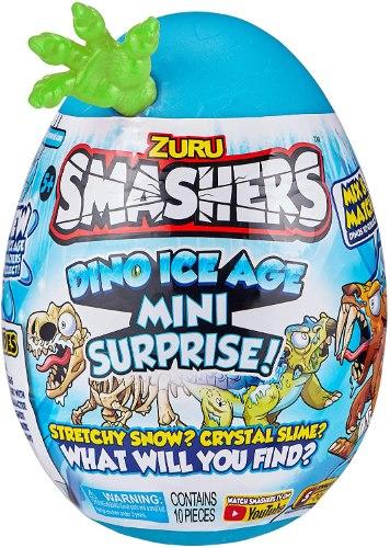 מיני ביצת הפתעה -  Smashers ZURU