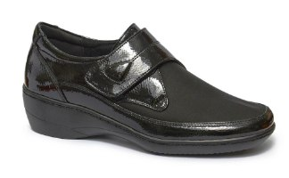 נעלי נוחות לנשים משולבות לייקרה דגם - 8380-75L
