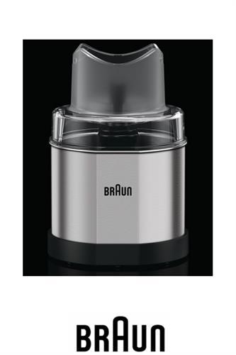 BRAUN אביזר לטחינת קפה ותבלינים דגם MQ60