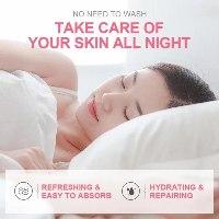מסכת קולגן קרה לשינה- CCmask