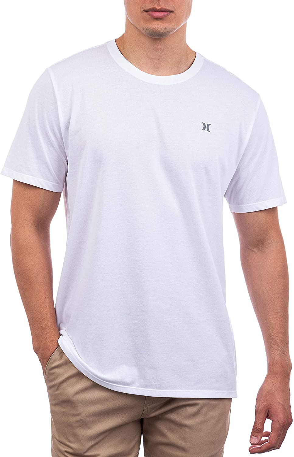 HURLEY DRI-FIT STAPLE ICON REFLECTIVE S/S