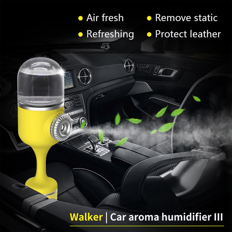 מפיץ ריח לרכב