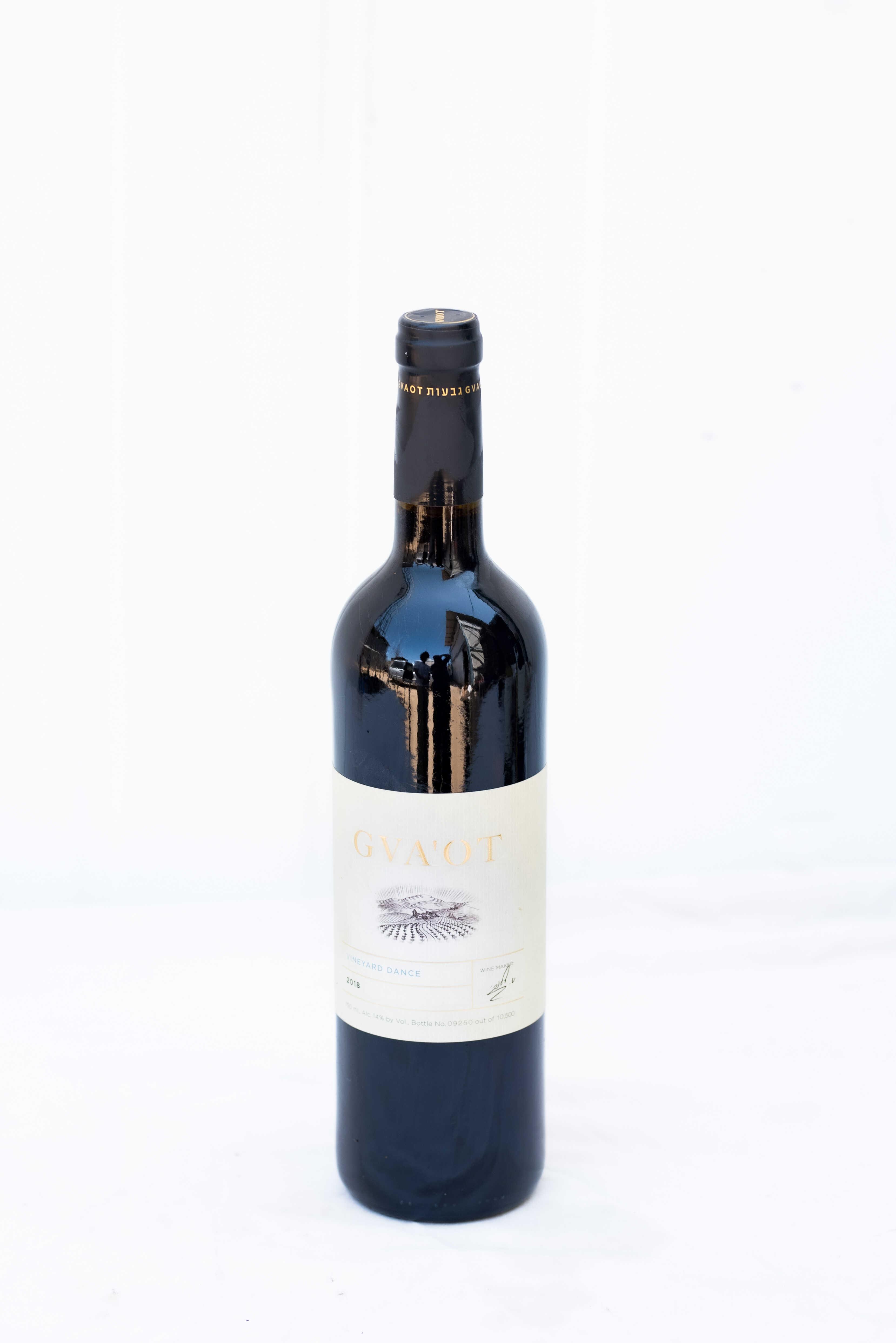יין אדום (בלנד) מחול הכרמים- 2018- יקב גבעות