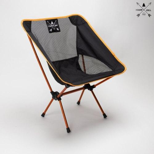 כסא קמפינג מתקפל I CAMP PickUp UltraLight