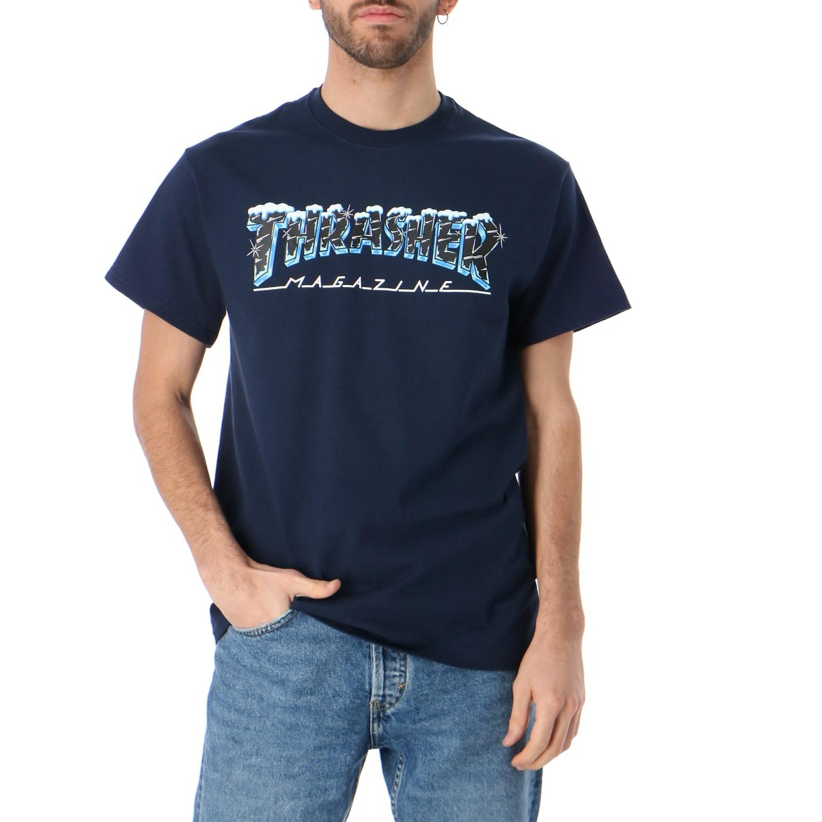 Thrasher Black Ice S/S