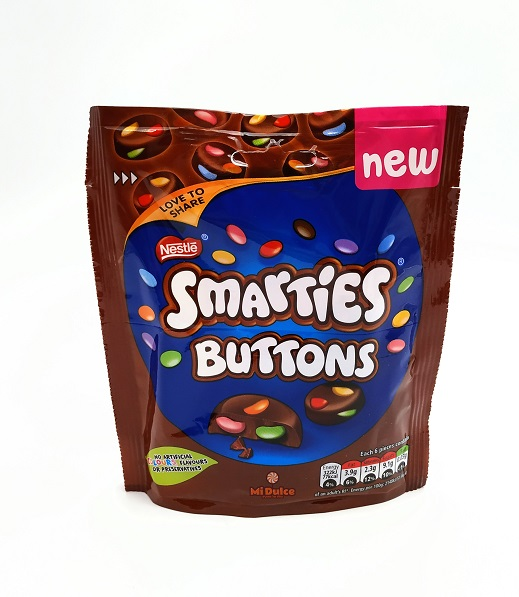 Smarties Buttons