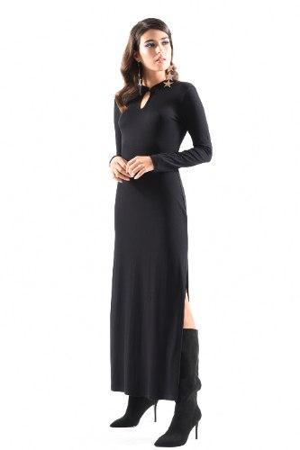 שמלה סאקורה ארוכה