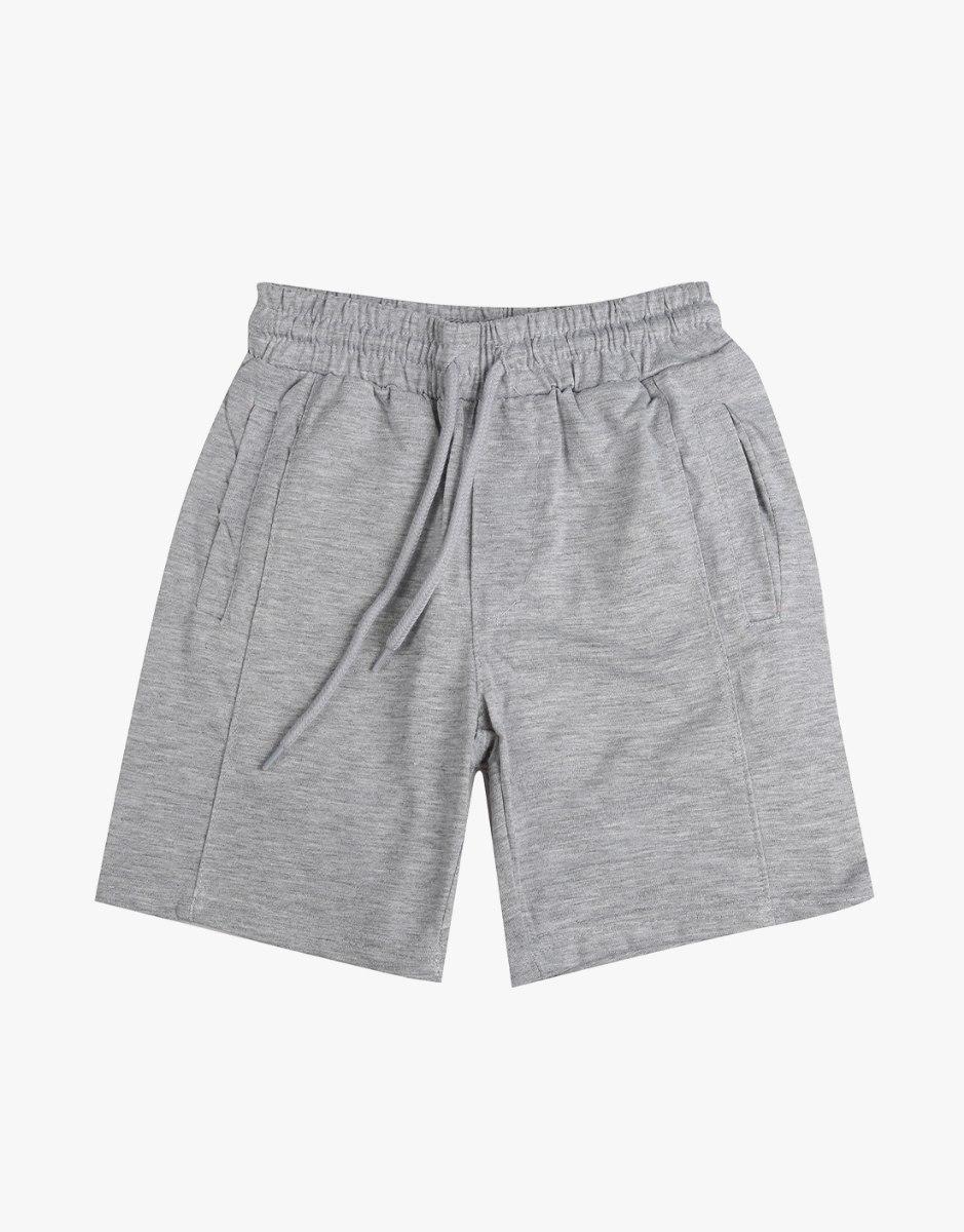 מכנס קצר עם כיס בנים