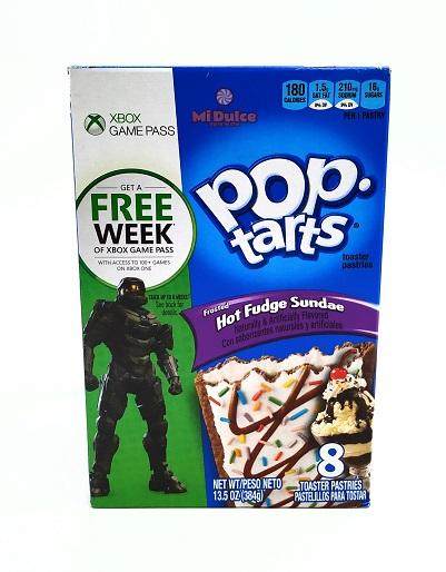 Pop Tarts fudge