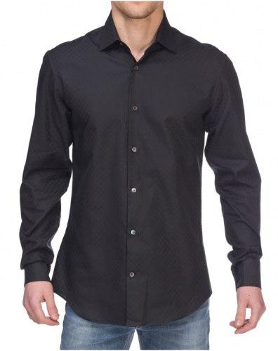 חולצה Salvatore Ferragamo לגברים  NERO
